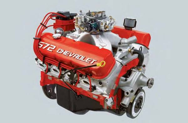 94  GM 572/620 Marinized Airboat Engine