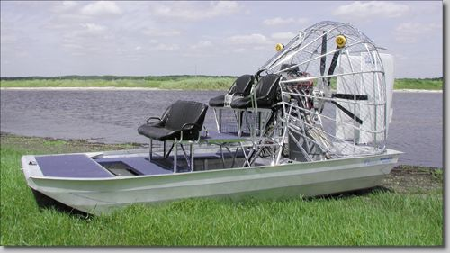 Air boat motors all boats for How to build an airboat motor